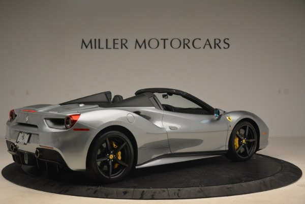 Used 2018 Ferrari 488 Spider for sale $274,900 at Aston Martin of Greenwich in Greenwich CT 06830 8