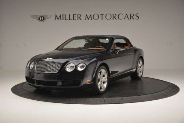 Used 2008 Bentley Continental GTC GT for sale Sold at Aston Martin of Greenwich in Greenwich CT 06830 11