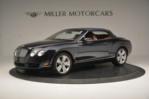 Used 2008 Bentley Continental GTC GT for sale Sold at Aston Martin of Greenwich in Greenwich CT 06830 12