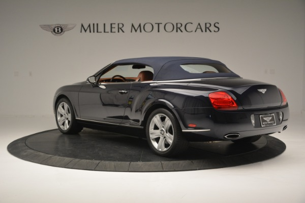 Used 2008 Bentley Continental GTC GT for sale Sold at Aston Martin of Greenwich in Greenwich CT 06830 14