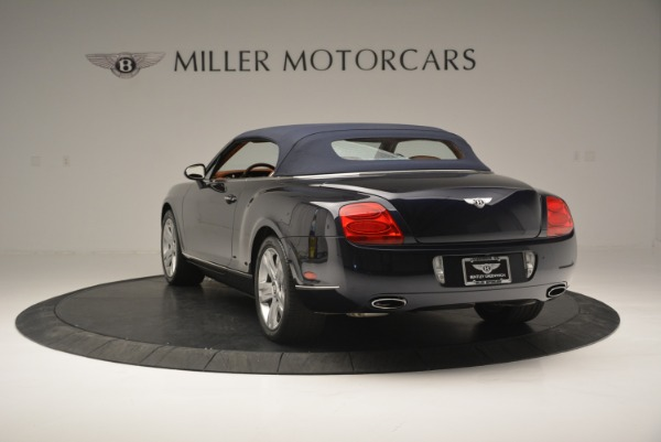 Used 2008 Bentley Continental GTC GT for sale Sold at Aston Martin of Greenwich in Greenwich CT 06830 15