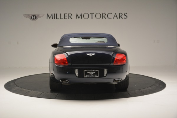 Used 2008 Bentley Continental GTC GT for sale Sold at Aston Martin of Greenwich in Greenwich CT 06830 16