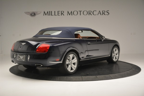Used 2008 Bentley Continental GTC GT for sale Sold at Aston Martin of Greenwich in Greenwich CT 06830 18