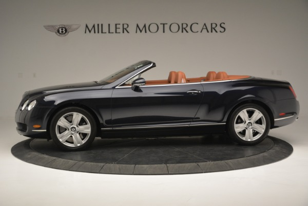 Used 2008 Bentley Continental GTC GT for sale Sold at Aston Martin of Greenwich in Greenwich CT 06830 2