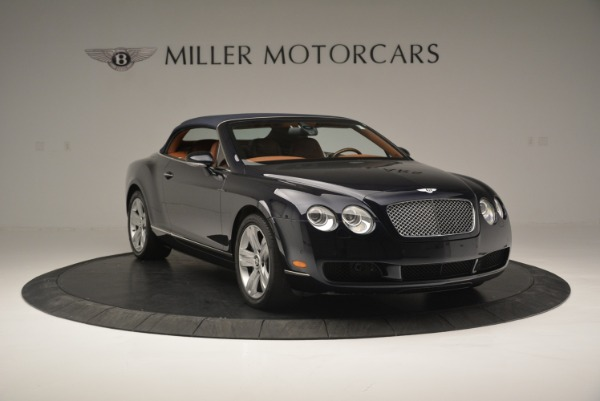 Used 2008 Bentley Continental GTC GT for sale Sold at Aston Martin of Greenwich in Greenwich CT 06830 21