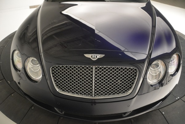 Used 2008 Bentley Continental GTC GT for sale Sold at Aston Martin of Greenwich in Greenwich CT 06830 22