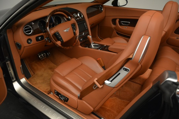 Used 2008 Bentley Continental GTC GT for sale Sold at Aston Martin of Greenwich in Greenwich CT 06830 25