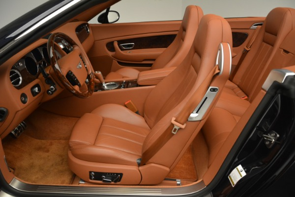 Used 2008 Bentley Continental GTC GT for sale Sold at Aston Martin of Greenwich in Greenwich CT 06830 26