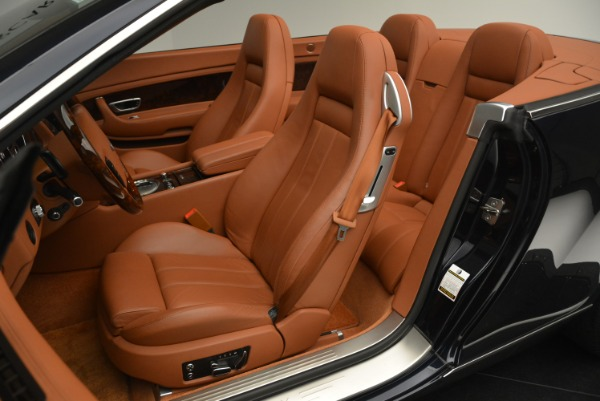 Used 2008 Bentley Continental GTC GT for sale Sold at Aston Martin of Greenwich in Greenwich CT 06830 27