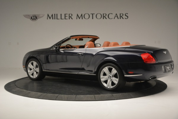 Used 2008 Bentley Continental GTC GT for sale Sold at Aston Martin of Greenwich in Greenwich CT 06830 3