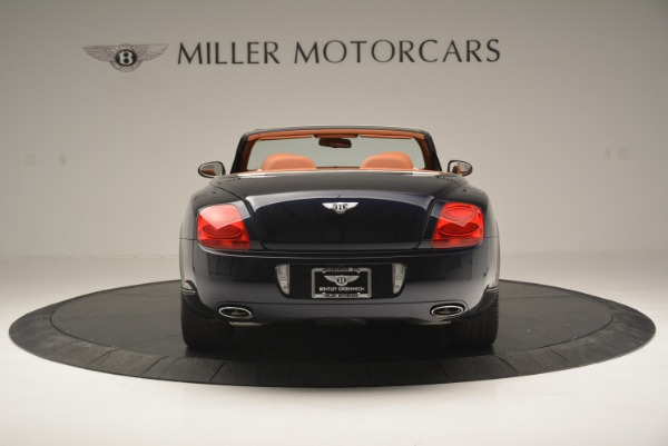 Used 2008 Bentley Continental GTC GT for sale Sold at Aston Martin of Greenwich in Greenwich CT 06830 4
