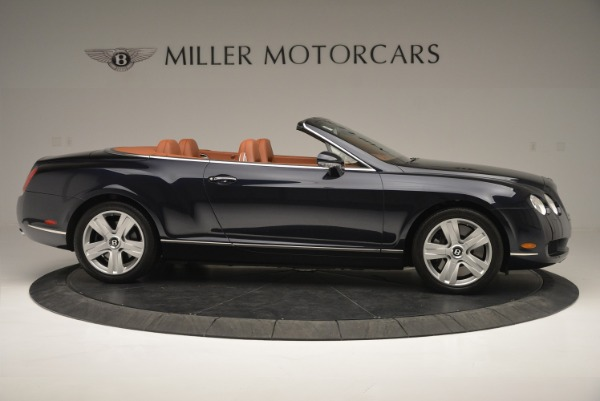 Used 2008 Bentley Continental GTC GT for sale Sold at Aston Martin of Greenwich in Greenwich CT 06830 6