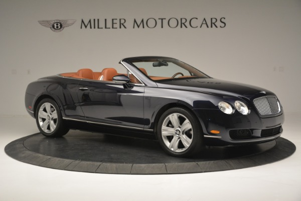 Used 2008 Bentley Continental GTC GT for sale Sold at Aston Martin of Greenwich in Greenwich CT 06830 7