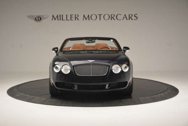 Used 2008 Bentley Continental GTC GT for sale Sold at Aston Martin of Greenwich in Greenwich CT 06830 8