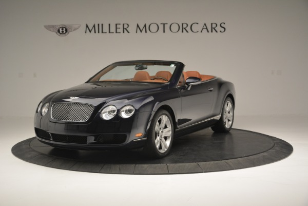 Used 2008 Bentley Continental GTC GT for sale Sold at Aston Martin of Greenwich in Greenwich CT 06830 1