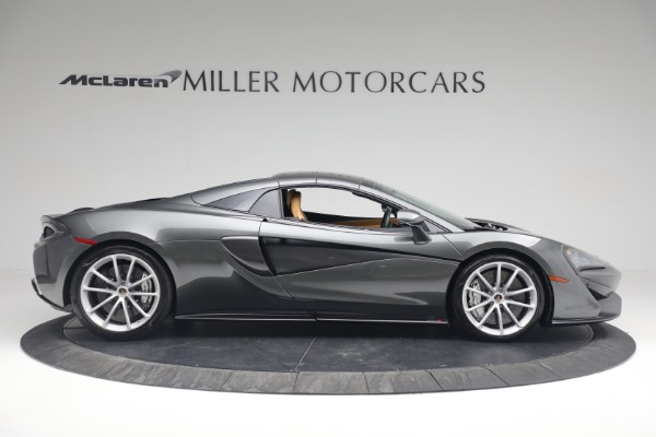 Used 2018 McLaren 570S Spider for sale Sold at Aston Martin of Greenwich in Greenwich CT 06830 15