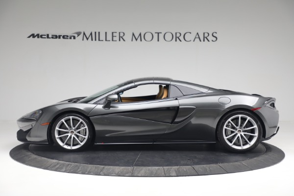 Used 2018 McLaren 570S Spider for sale Sold at Aston Martin of Greenwich in Greenwich CT 06830 17