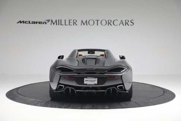 Used 2018 McLaren 570S Spider for sale Sold at Aston Martin of Greenwich in Greenwich CT 06830 6