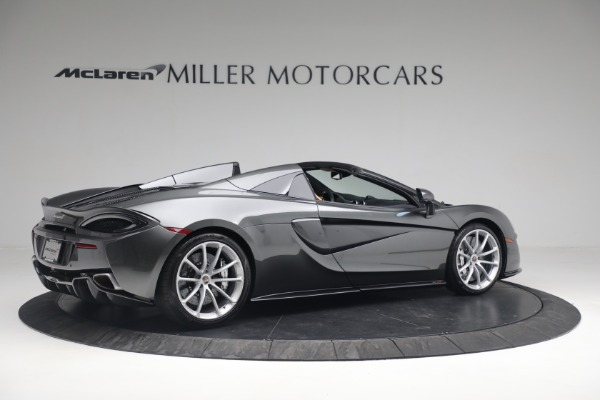 Used 2018 McLaren 570S Spider for sale Sold at Aston Martin of Greenwich in Greenwich CT 06830 8