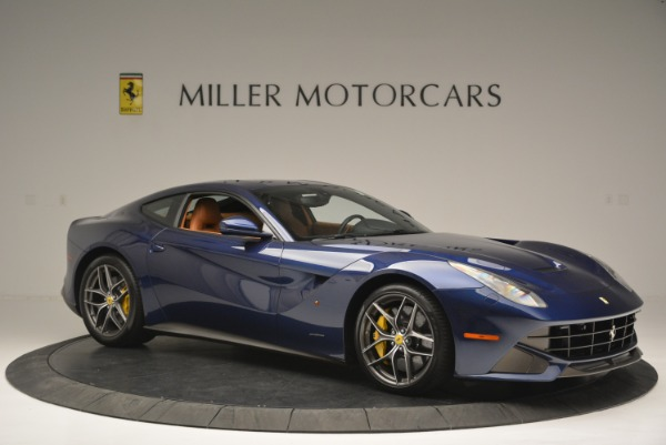 Used 2014 Ferrari F12 Berlinetta for sale Sold at Aston Martin of Greenwich in Greenwich CT 06830 10