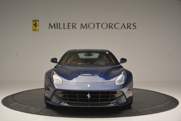 Used 2014 Ferrari F12 Berlinetta for sale Sold at Aston Martin of Greenwich in Greenwich CT 06830 12