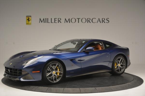 Used 2014 Ferrari F12 Berlinetta for sale Sold at Aston Martin of Greenwich in Greenwich CT 06830 2