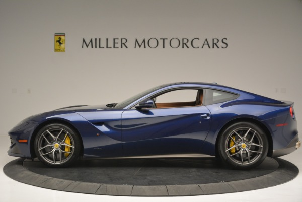 Used 2014 Ferrari F12 Berlinetta for sale Sold at Aston Martin of Greenwich in Greenwich CT 06830 3