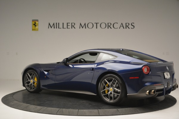 Used 2014 Ferrari F12 Berlinetta for sale Sold at Aston Martin of Greenwich in Greenwich CT 06830 4