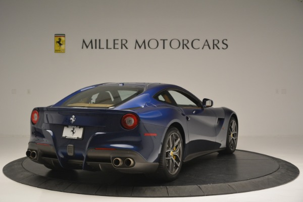 Used 2014 Ferrari F12 Berlinetta for sale Sold at Aston Martin of Greenwich in Greenwich CT 06830 7