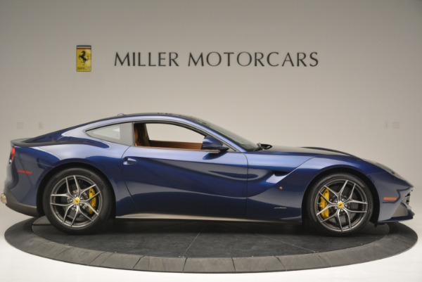 Used 2014 Ferrari F12 Berlinetta for sale Sold at Aston Martin of Greenwich in Greenwich CT 06830 9