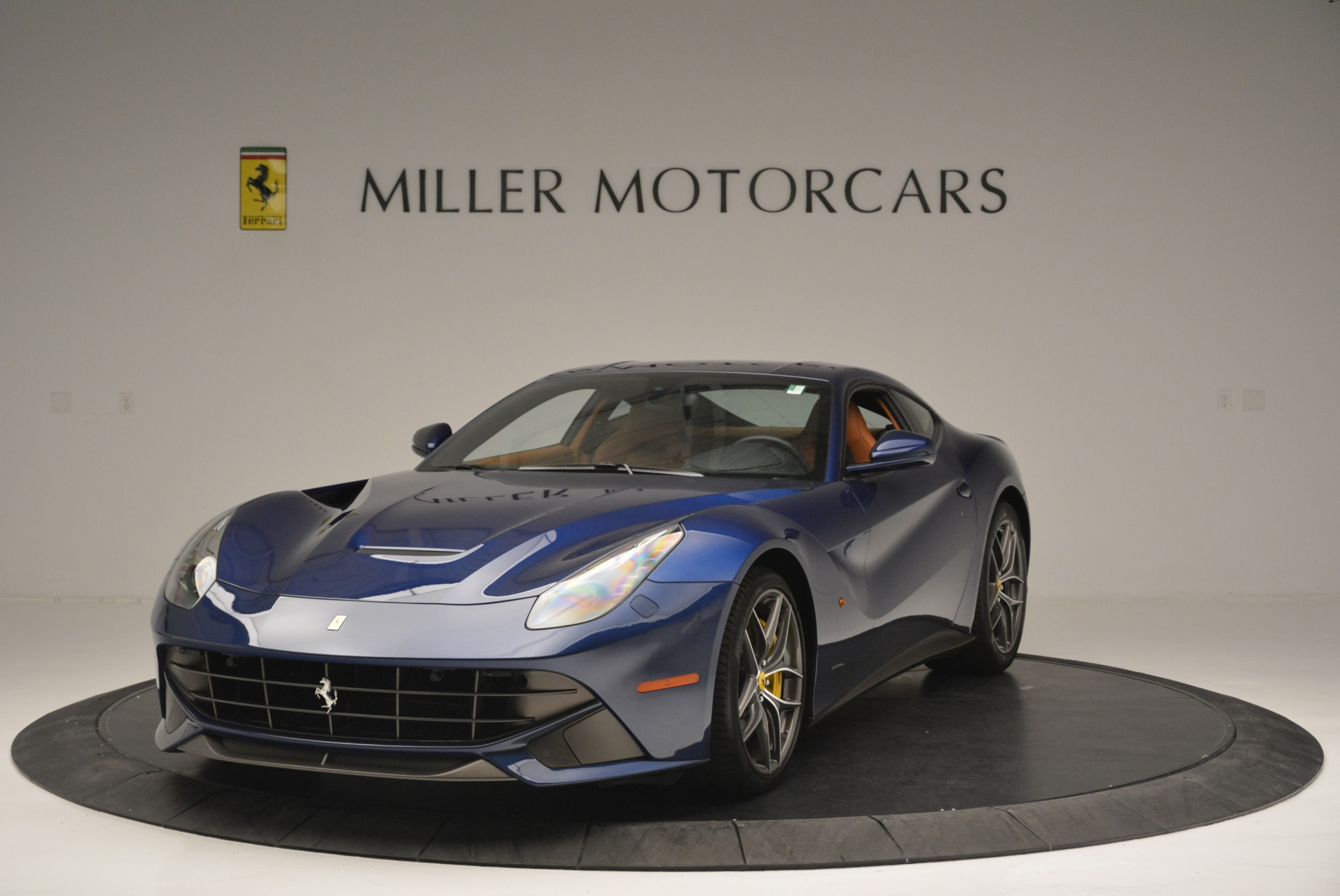 Used 2014 Ferrari F12 Berlinetta for sale Sold at Aston Martin of Greenwich in Greenwich CT 06830 1