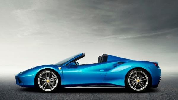 New 2019 Ferrari 488 Spider for sale Sold at Aston Martin of Greenwich in Greenwich CT 06830 2