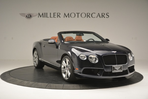 Used 2015 Bentley Continental GT V8 for sale Sold at Aston Martin of Greenwich in Greenwich CT 06830 11