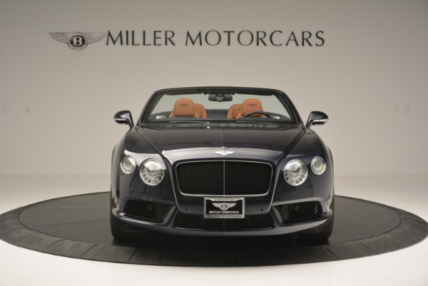 Used 2015 Bentley Continental GT V8 for sale Sold at Aston Martin of Greenwich in Greenwich CT 06830 12