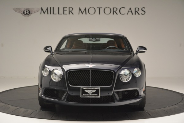 Used 2015 Bentley Continental GT V8 for sale Sold at Aston Martin of Greenwich in Greenwich CT 06830 13