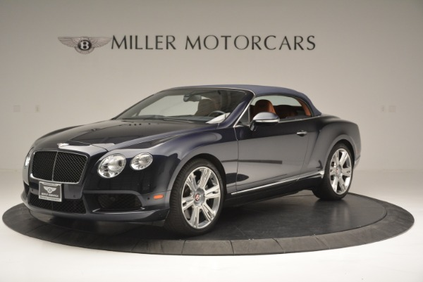 Used 2015 Bentley Continental GT V8 for sale Sold at Aston Martin of Greenwich in Greenwich CT 06830 14
