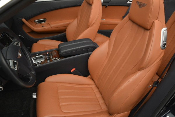 Used 2015 Bentley Continental GT V8 for sale Sold at Aston Martin of Greenwich in Greenwich CT 06830 22