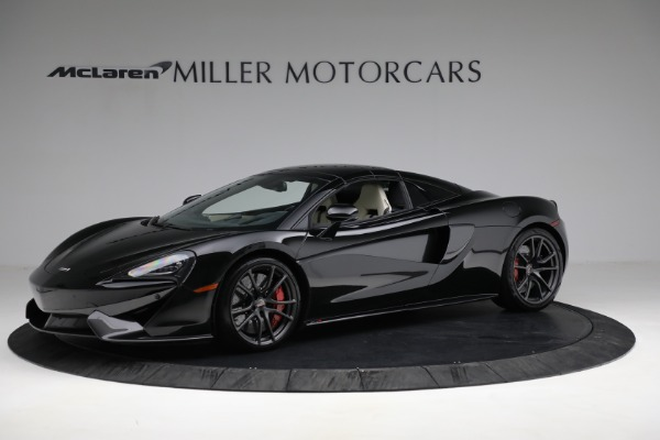 New 2018 McLaren 570S Spider for sale Sold at Aston Martin of Greenwich in Greenwich CT 06830 14