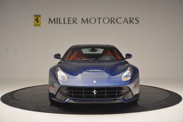 Used 2016 Ferrari F12 Berlinetta for sale Sold at Aston Martin of Greenwich in Greenwich CT 06830 12