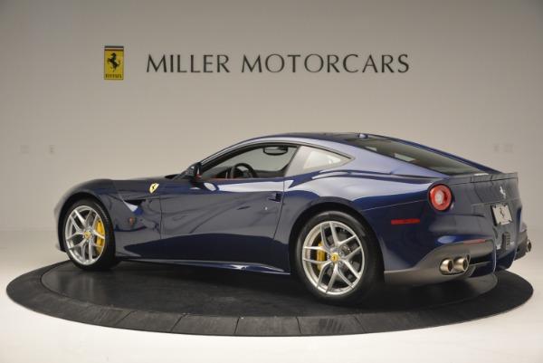 Used 2016 Ferrari F12 Berlinetta for sale Sold at Aston Martin of Greenwich in Greenwich CT 06830 4