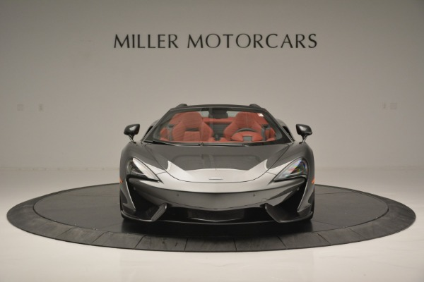 New 2018 McLaren 570S Spider for sale Sold at Aston Martin of Greenwich in Greenwich CT 06830 12