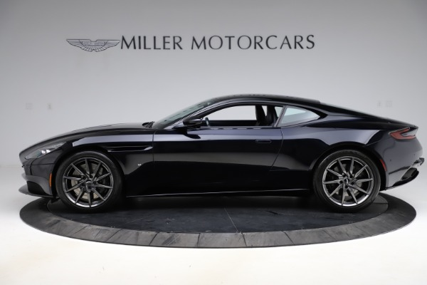 Used 2017 Aston Martin DB11 V12 for sale $149,900 at Aston Martin of Greenwich in Greenwich CT 06830 2