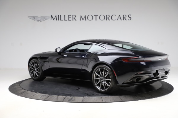 Used 2017 Aston Martin DB11 for sale Sold at Aston Martin of Greenwich in Greenwich CT 06830 3