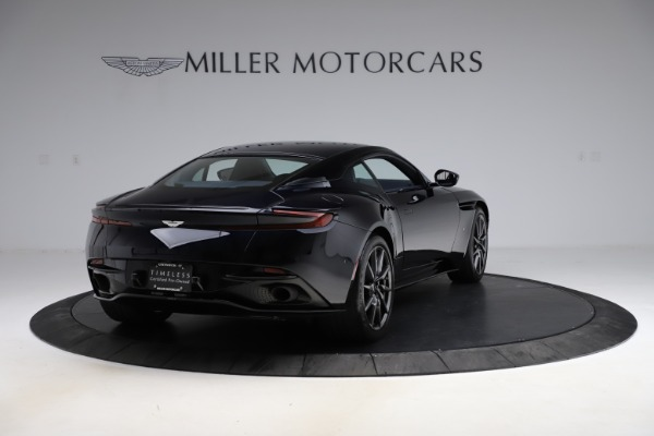 Used 2017 Aston Martin DB11 V12 for sale $149,900 at Aston Martin of Greenwich in Greenwich CT 06830 5