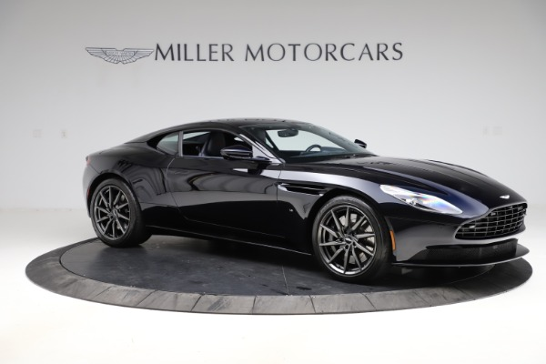 Used 2017 Aston Martin DB11 V12 for sale $149,900 at Aston Martin of Greenwich in Greenwich CT 06830 8