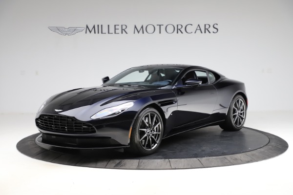 Used 2017 Aston Martin DB11 V12 for sale $149,900 at Aston Martin of Greenwich in Greenwich CT 06830 1