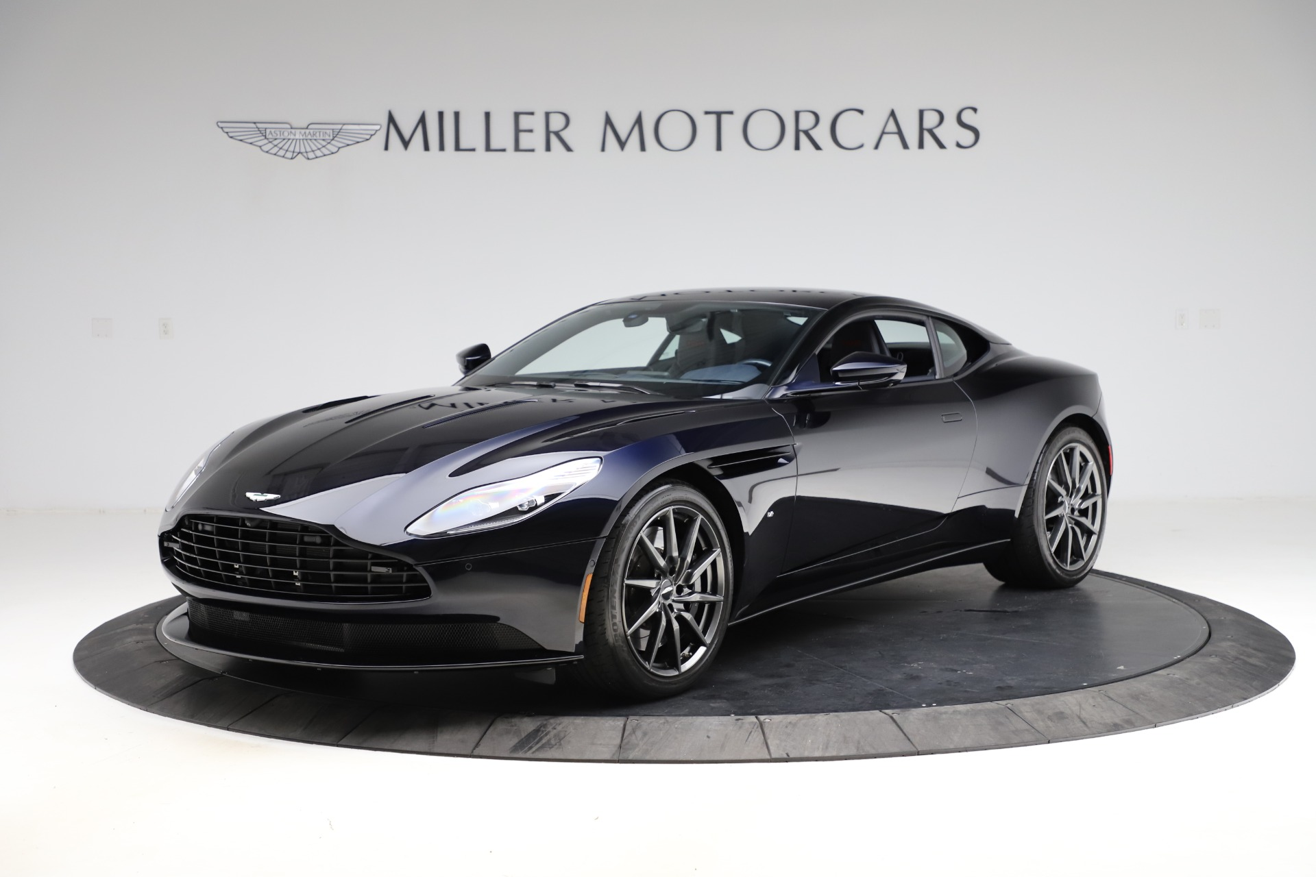 Used 2017 Aston Martin DB11 for sale Sold at Aston Martin of Greenwich in Greenwich CT 06830 1