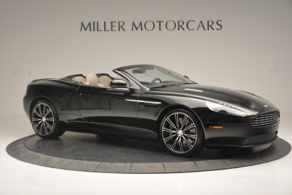 Used 2015 Aston Martin DB9 Volante for sale Sold at Aston Martin of Greenwich in Greenwich CT 06830 10