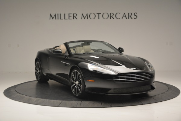 Used 2015 Aston Martin DB9 Volante for sale Sold at Aston Martin of Greenwich in Greenwich CT 06830 11