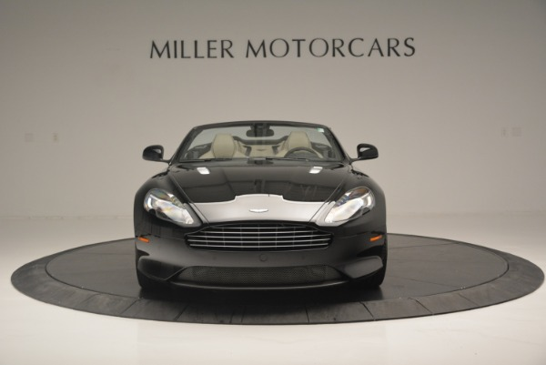 Used 2015 Aston Martin DB9 Volante for sale Sold at Aston Martin of Greenwich in Greenwich CT 06830 12
